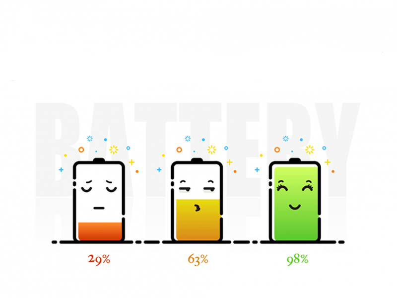 باتری خراب موبایل