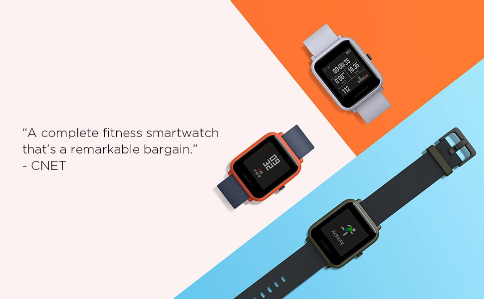 ساعت هوشمند amazfit bip