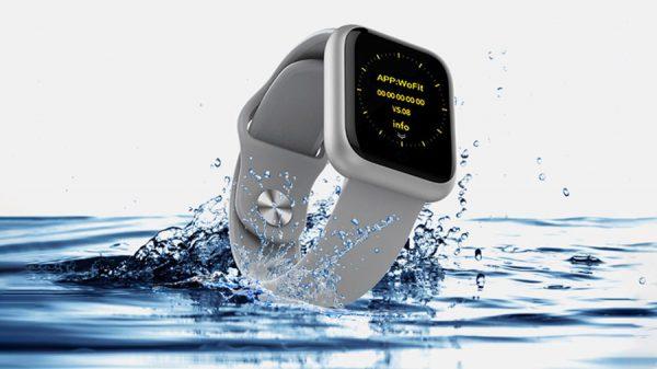ساعت هوشمند امتینگ omthing E - joy smart watch wod001