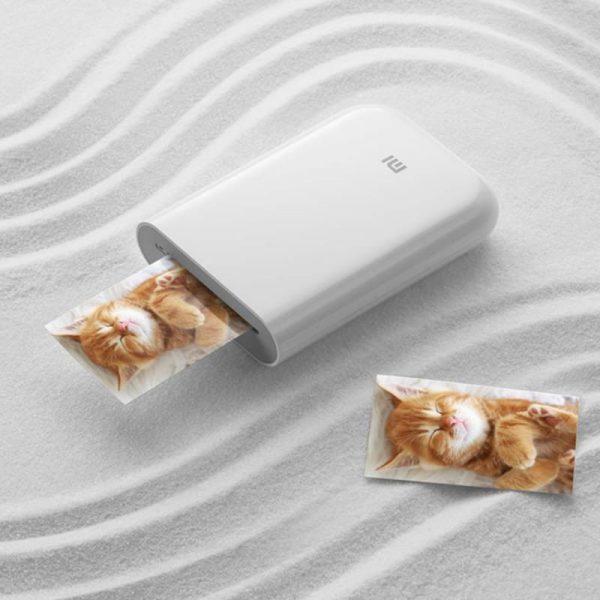 پرینتر موبایل شیائومی مدل Mi Portable Pocket Photo Printer