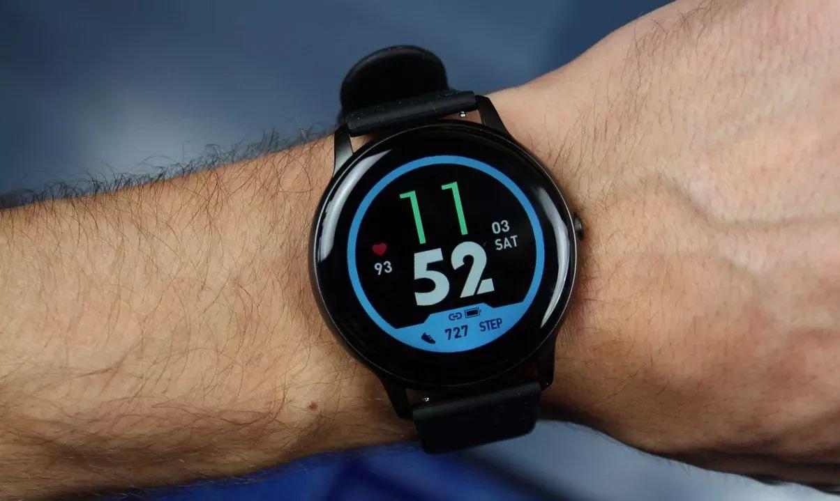 طراحی ساعت هوشمند شیائومی Xiaomi mi IMILAB KW66