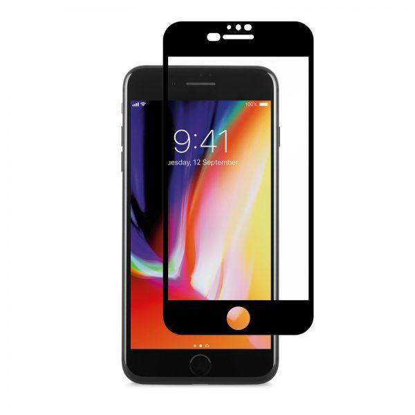 گلس فول اپل iphone 8 plus