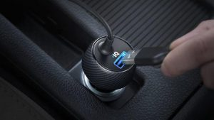 شارژر اتومبیل Anker PowerDrive 2 Elite 24W car charger
