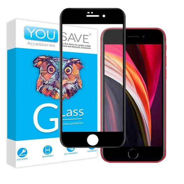 گلس سرامیکی اپل iphone se 2020