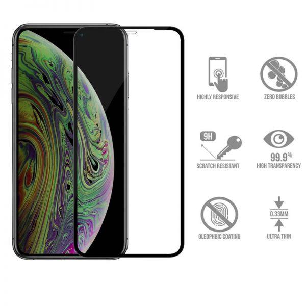 گلس تمام صفحه اپل iphone 11