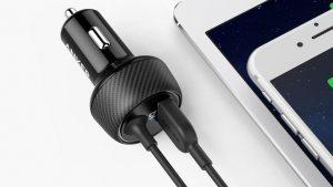 شارژر فندکی Anker PowerDrive 2 Elite 24W car charger