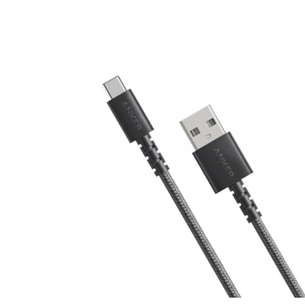 مشخصات کابل شارژ AnkerPowerline Select+ USB-C To USB-A Cable