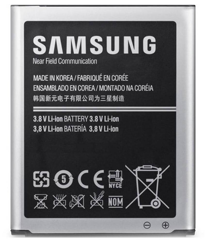باتری گوشی سامسونگ core 2 G355