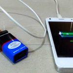 ساخت شارژر موبایل