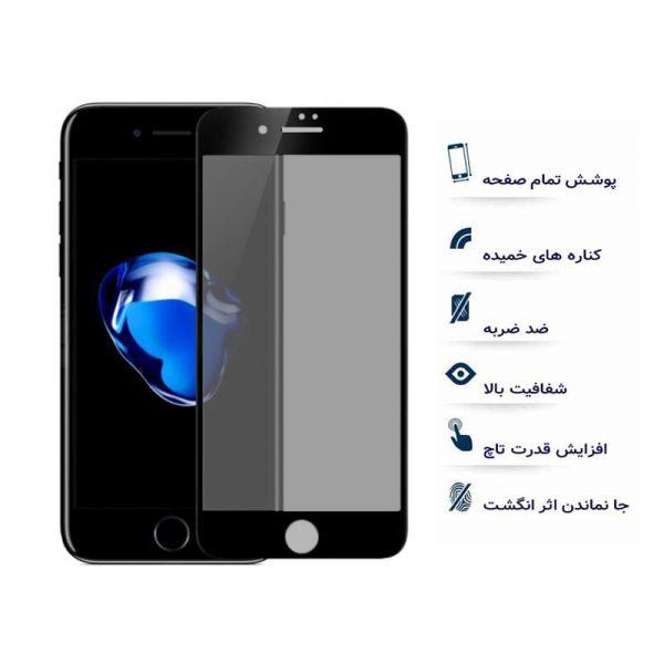 گلس مات اپل IPHONE SE 2020