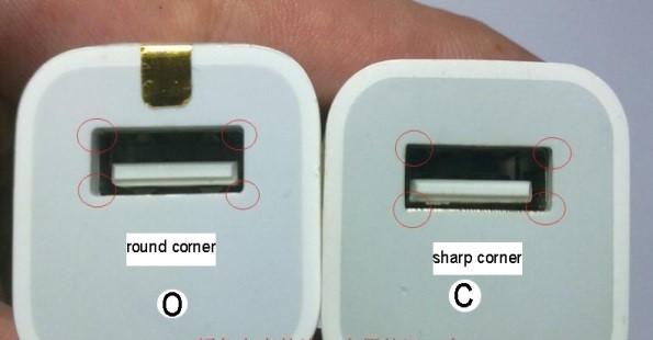 نحوه تشخیص شارژر اصلی آیفون