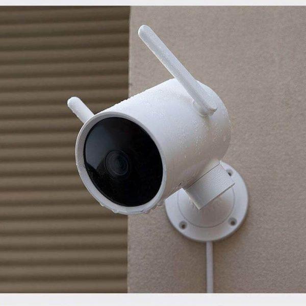 دوربین تحت شبکه فضای باز مدل IMI EC3 Outdoor Security Camera