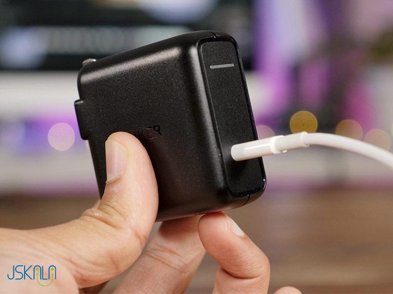 ولتاژ شارژر موبایل