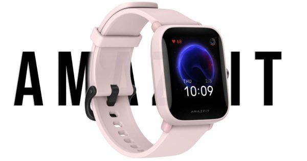 ساعت هوشمند آمازفیت BIP U