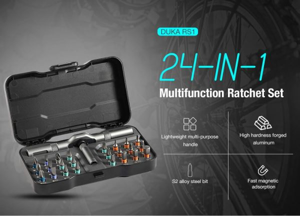 جعبه ابزار شیائومی DUKA RS1