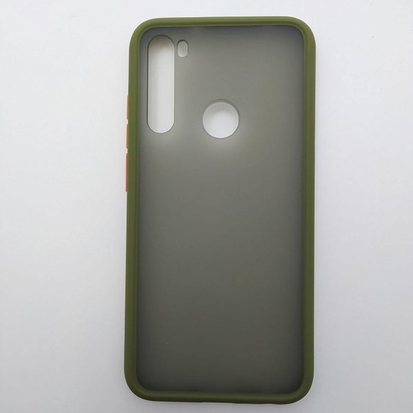 PC matte cover xiaomi redmi note 8