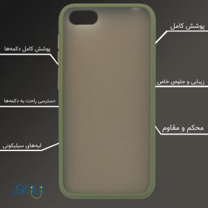 PC matte cover huawei y5 2018