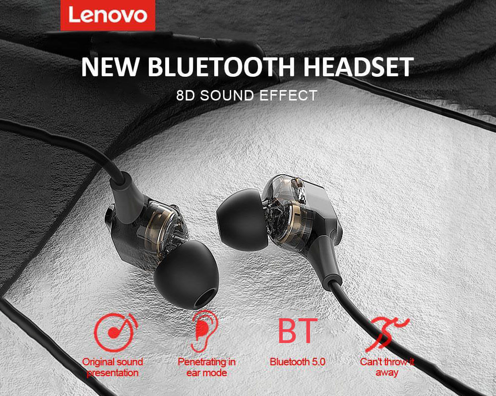 Lenovo XE66 Pro Wireless Headphones