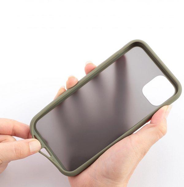 PC matte cover iphone 11 promax