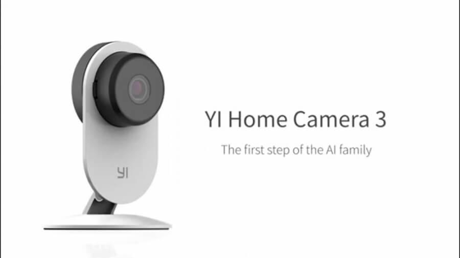 دوربین تحت شبکه شیائومی مدل YI Home Camera 3