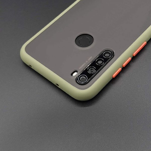 PC matte cover xiaomi redmi note 8t