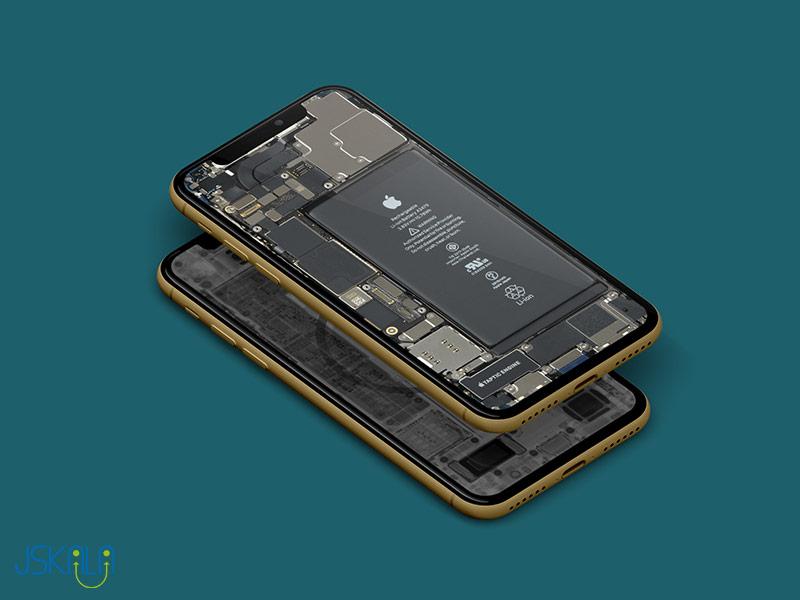 داغ شدن باتری موبایل