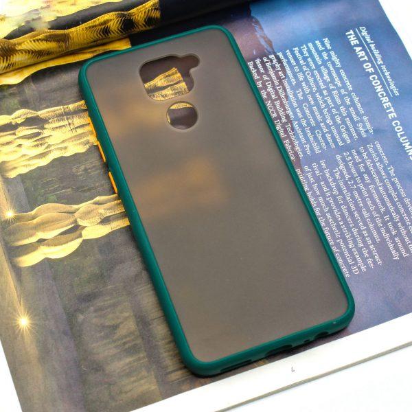 PC matte cover xiaomi redmi note 9