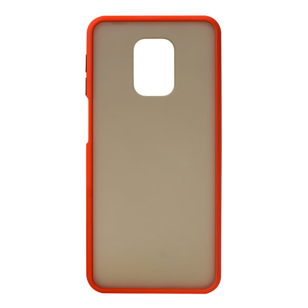 PC matte cover xiaomi redmi note 9pro