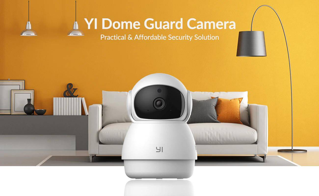 دوربین امنیتی YI DOME Guard