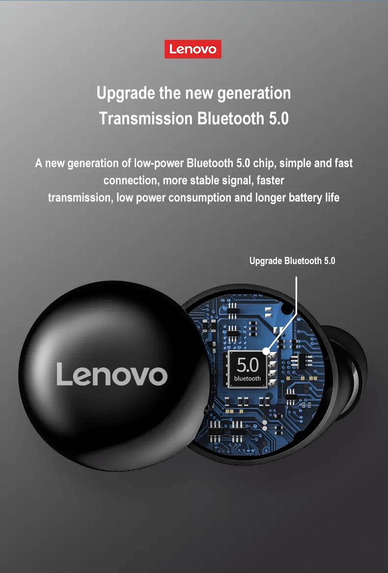 هندزفری بلوتوث لنوو Lenovo Live pods LP11 Wireless Earphone