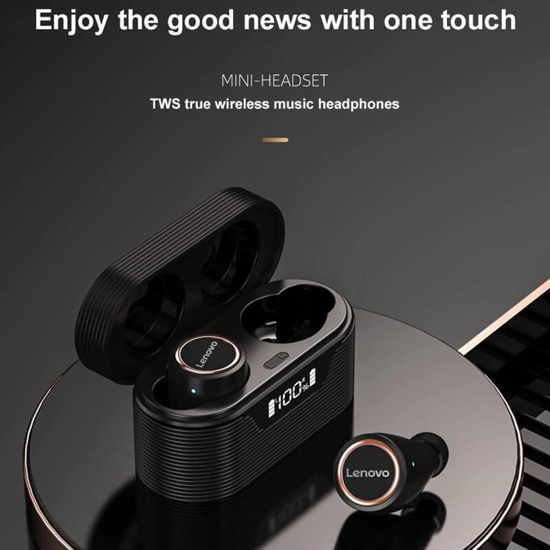 هندزفری بلوتوث لنوو Lenovo Live Pods LP12 Wireless Earphon