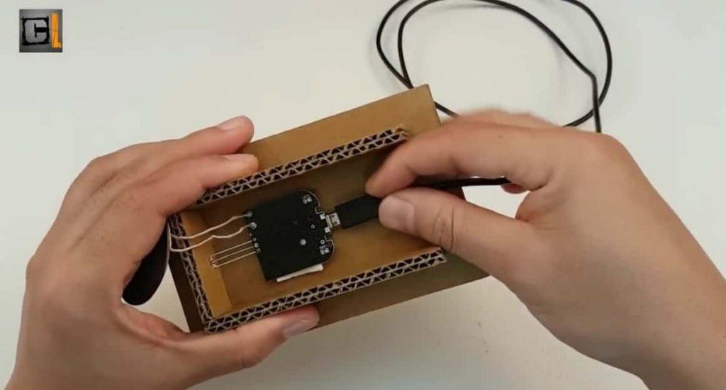 ساخت شارژر وایرلس موبایل