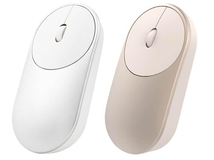 ماوس بیسیم شیائومی mi portable mouse