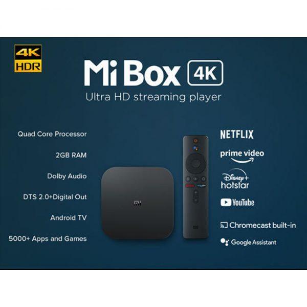 mi box 4k