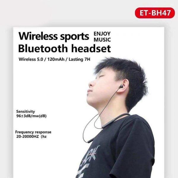 earldom sport wireless headset bh47
