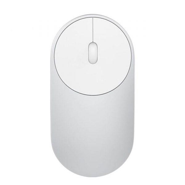 mi portable mouse gold-silver