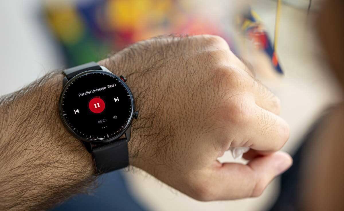 ساعت هوشمند شیائومی مدل amazfit gtr 2e black