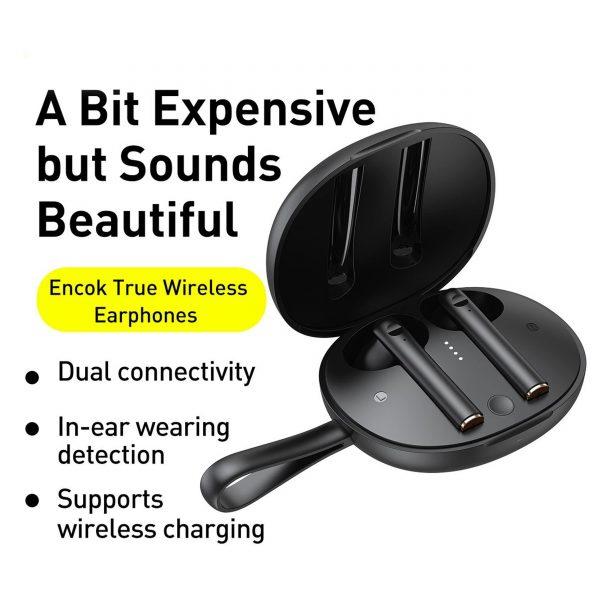 Baseus W05 Bluetooth Earphone