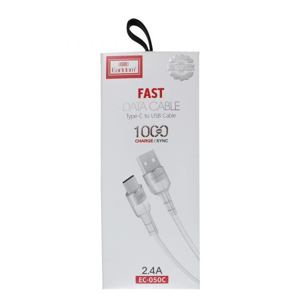 earldom fast data cable type-c to usb ec-050c