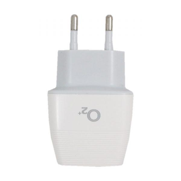 o2+ smart charger 2.1a 5v tcbl-208