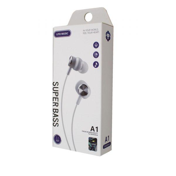 lito music a1 earphone