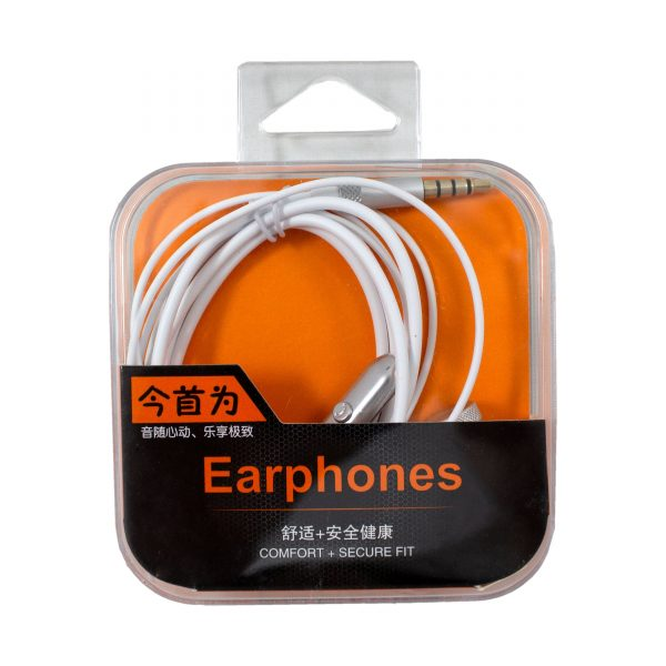 stereo earphone qjs-2015