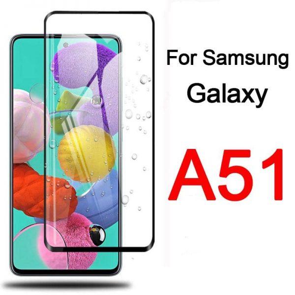 محافظ صفحه نمایش samsung galaxy a51